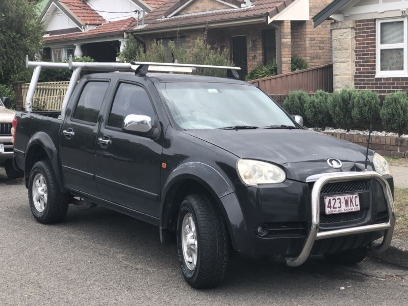 Picture of Simon's 2009 Great Wall V240 dual cab
