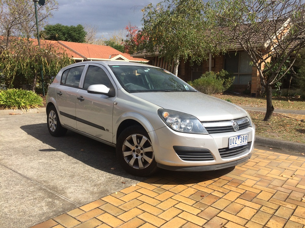 Picture of Sarah's 2007 Holden Astra