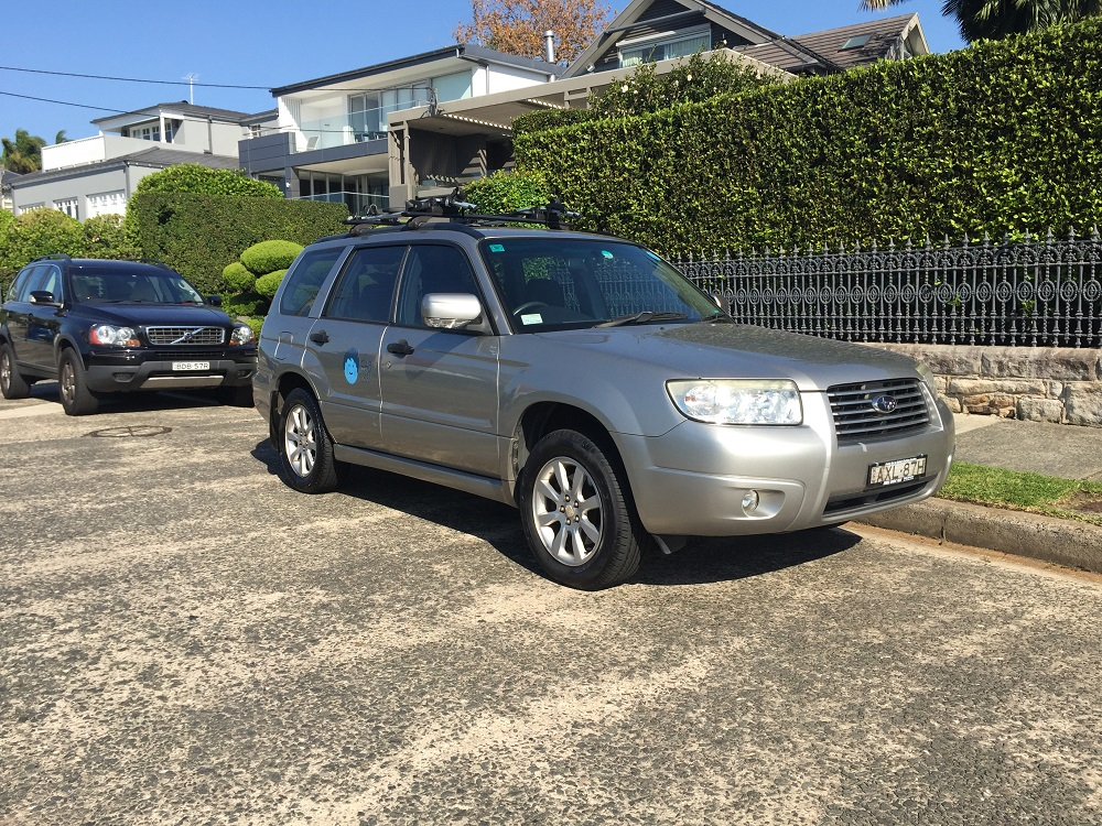 Picture of Dan's 2006 Subaru Forester
