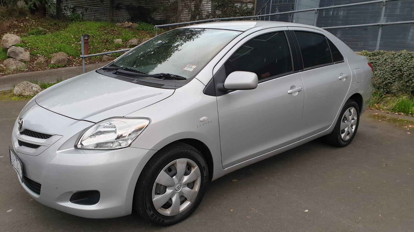 Picture of Tjing Wei's 2007 Toyota Yaris