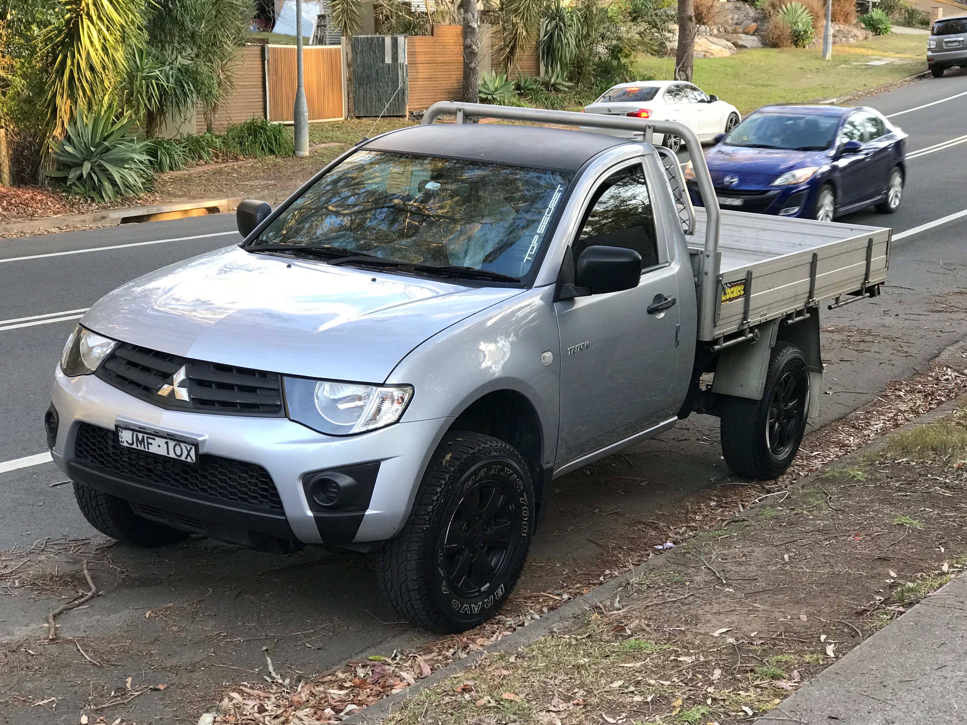 Picture of Jeffry's 2014 Mitsubishi Tritón