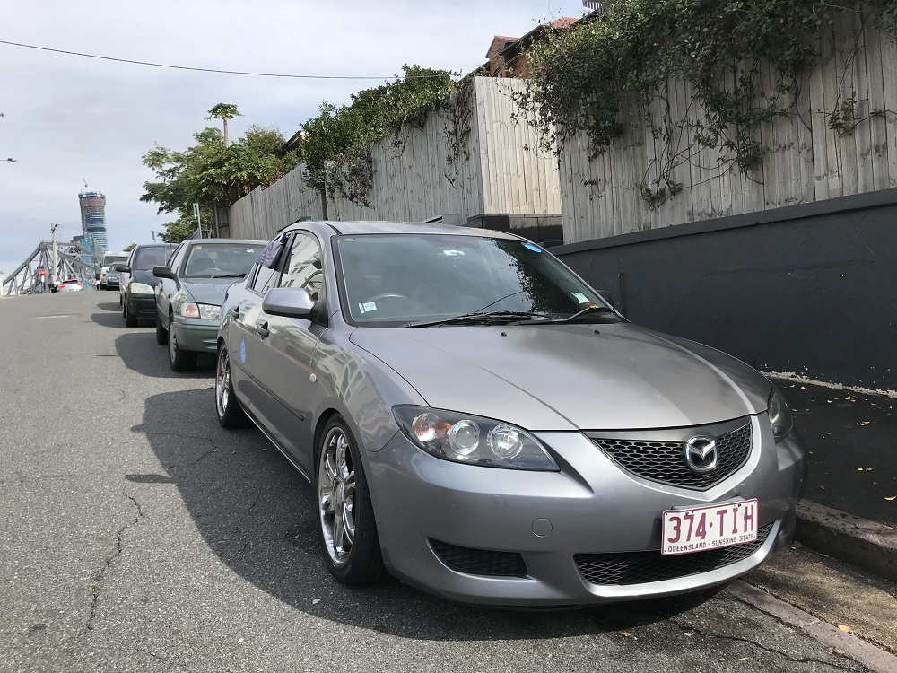 Picture of Rhyan's 2004 Mazda 3