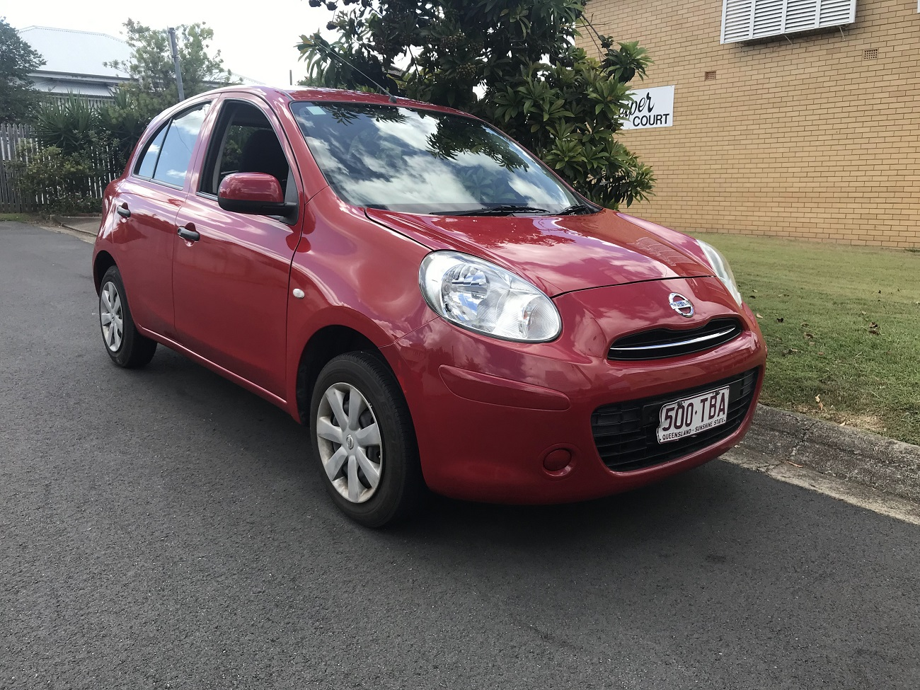 Picture of Claire's 2011 Nissan Micra