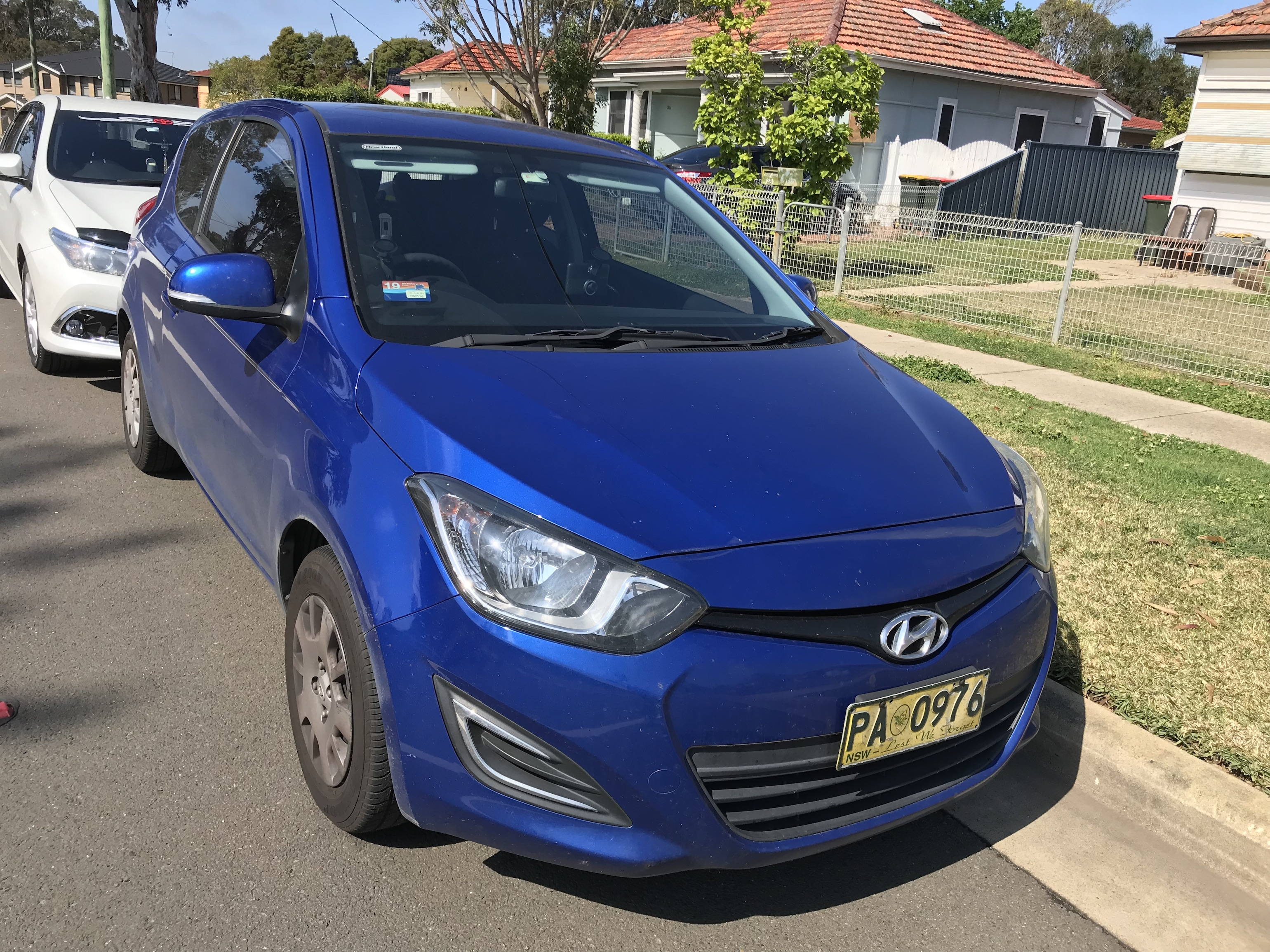 Picture of Peter's 2014 Hyundai i20