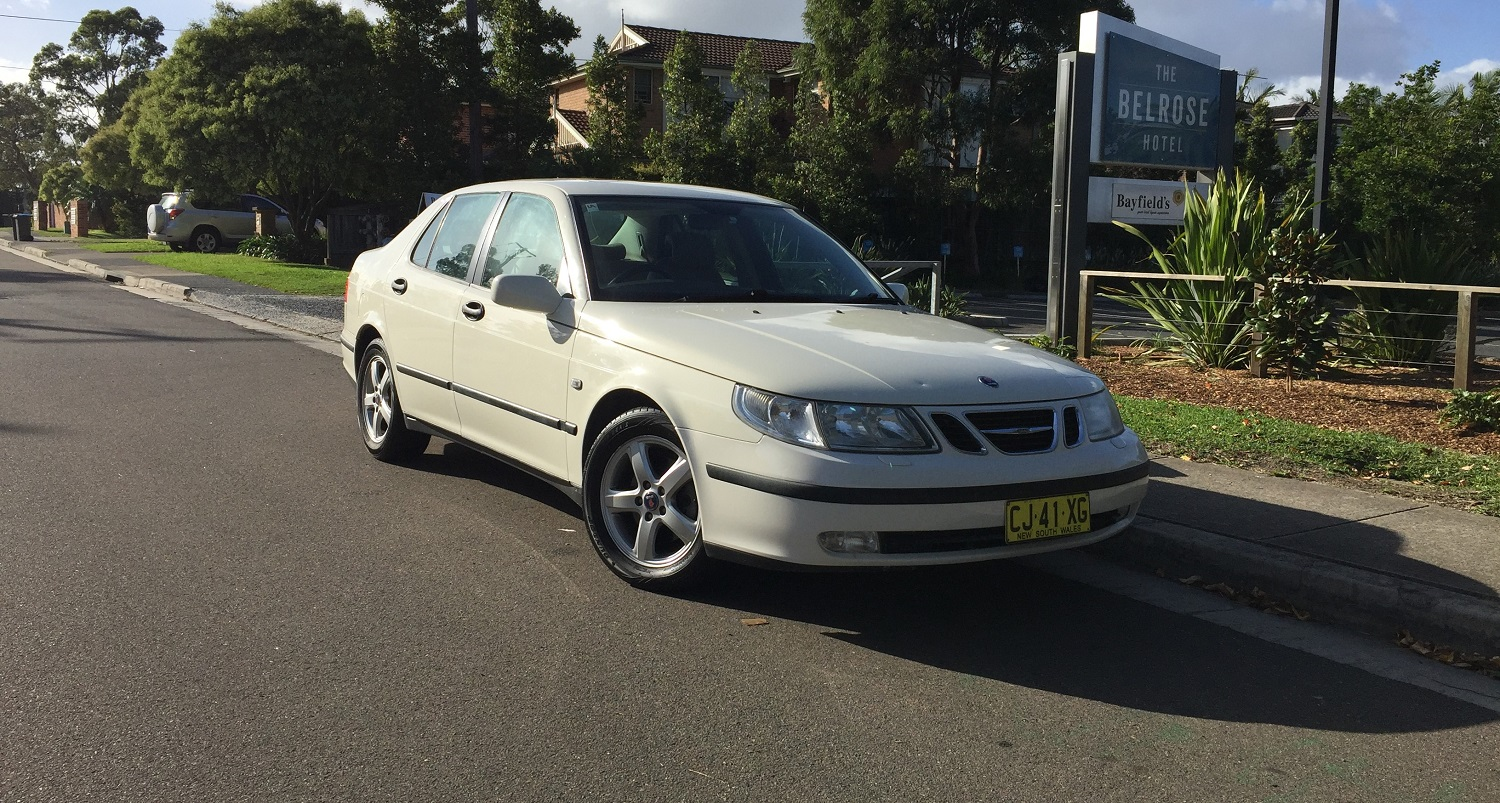 Picture of Angelo's 2002 Saab 95