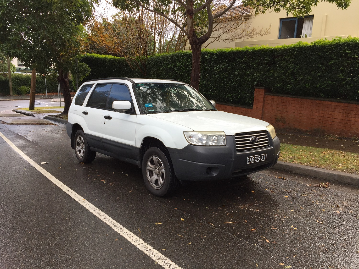 Picture of Luke's 2005 Subaru Forrester