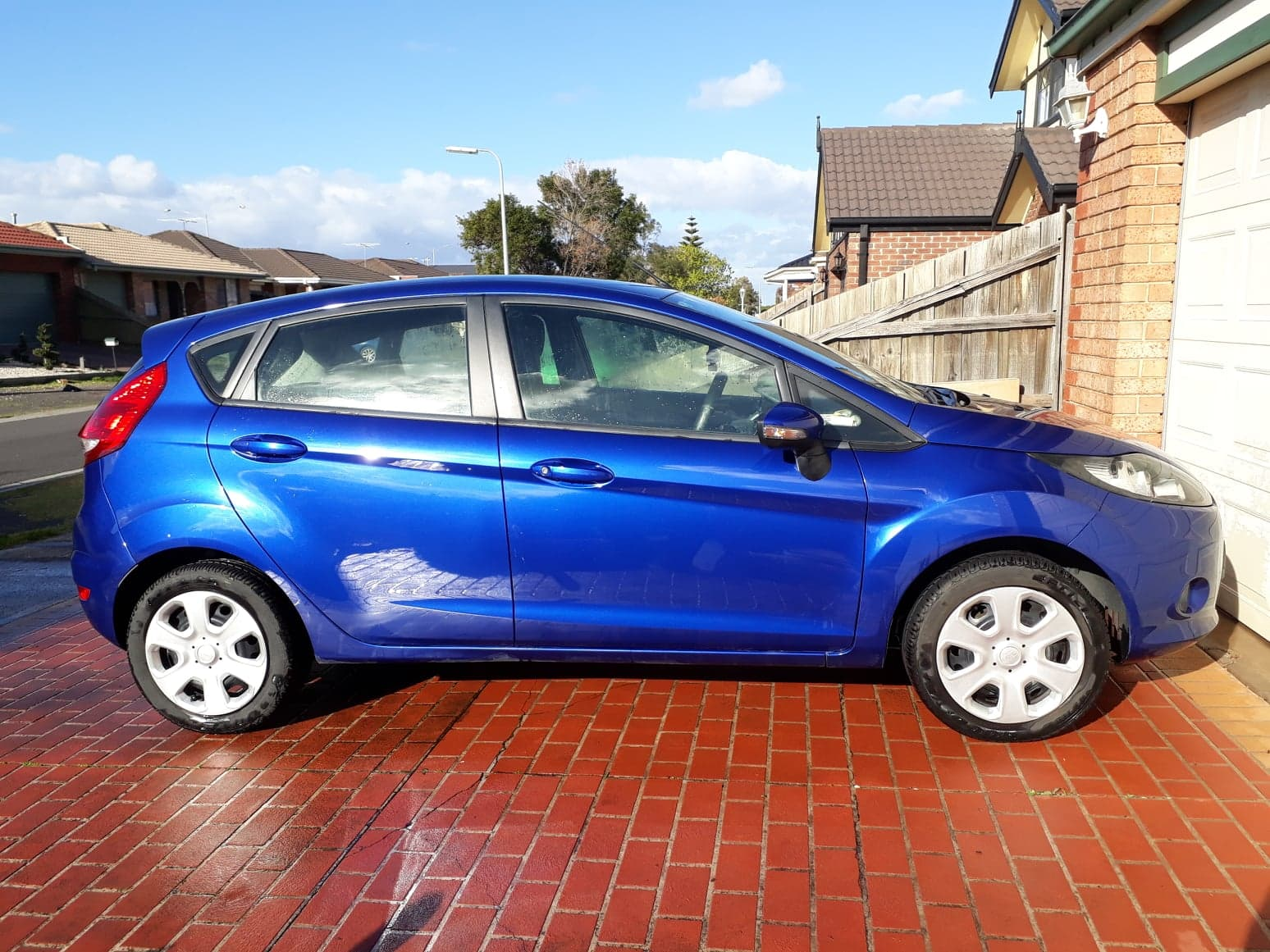Picture of Julie's 2013 Ford Fiesta