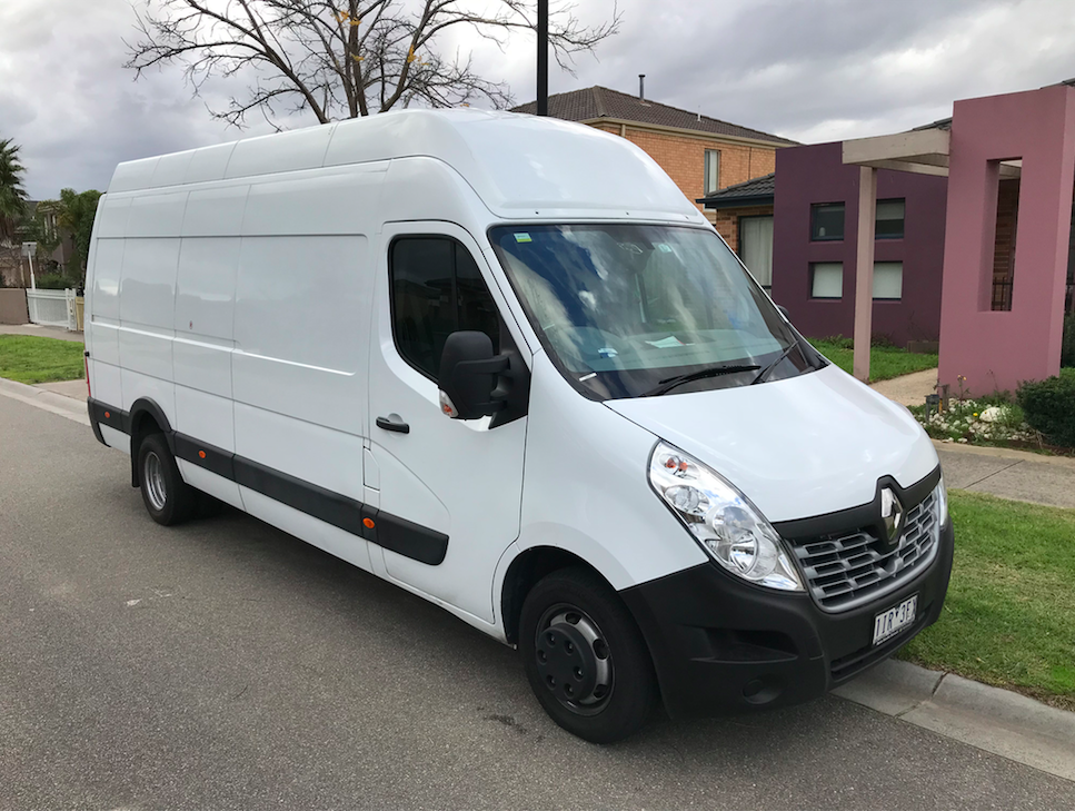 Picture of Pipson's 2016 Renault Master Van