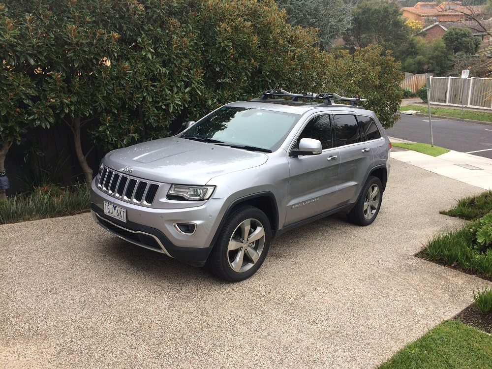 Picture of Scott's 2013 Jeep Wagon