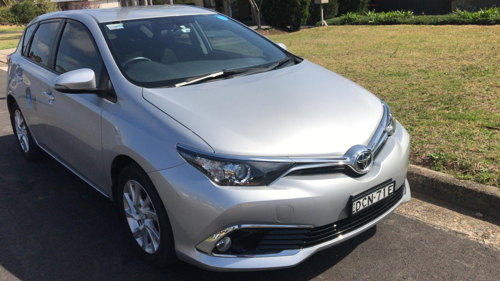 Picture of Bassam's 2015 Toyota Corolla Ascent Sport