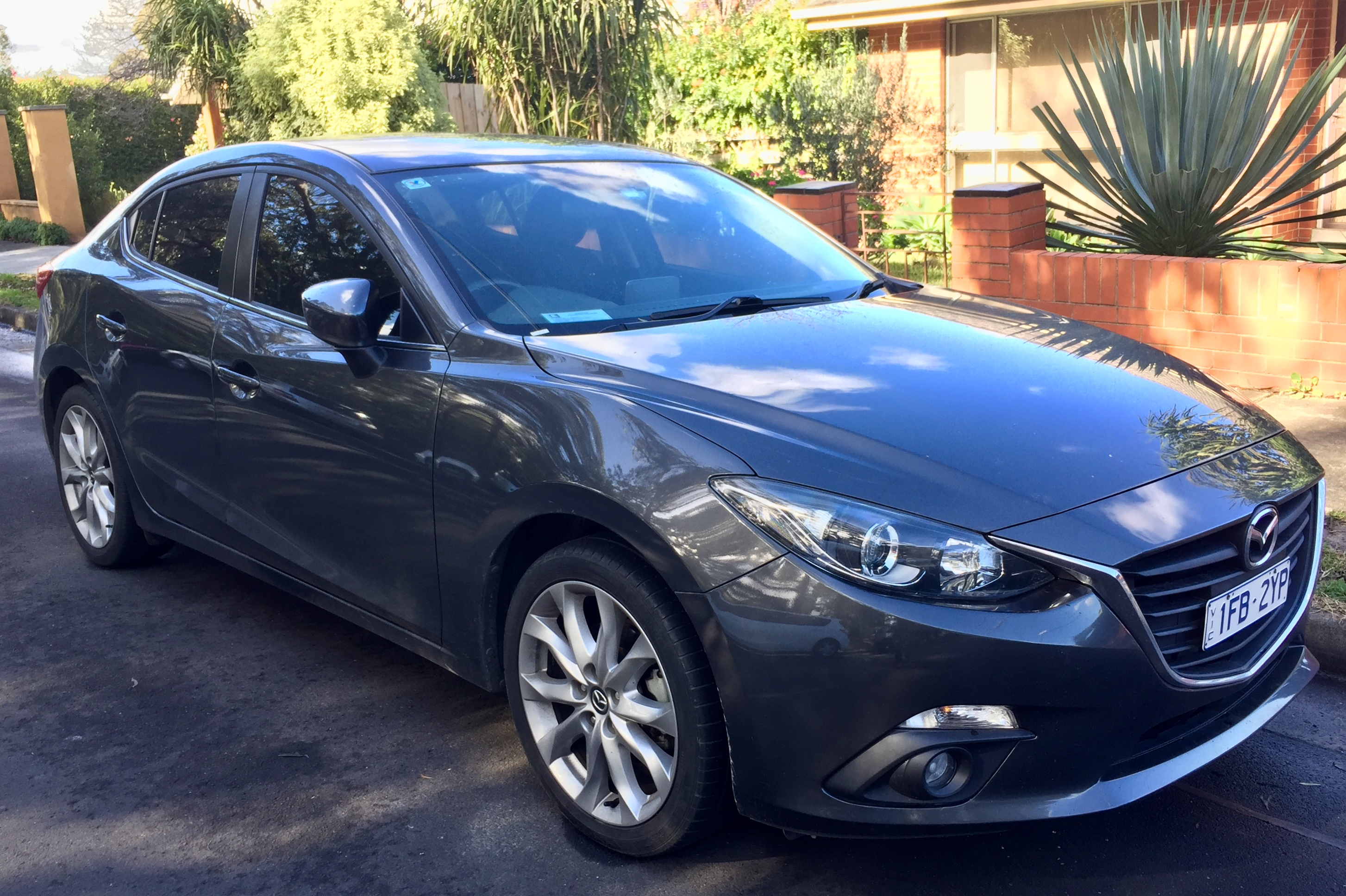 Picture of The's 2014 Mazda 3 SP25