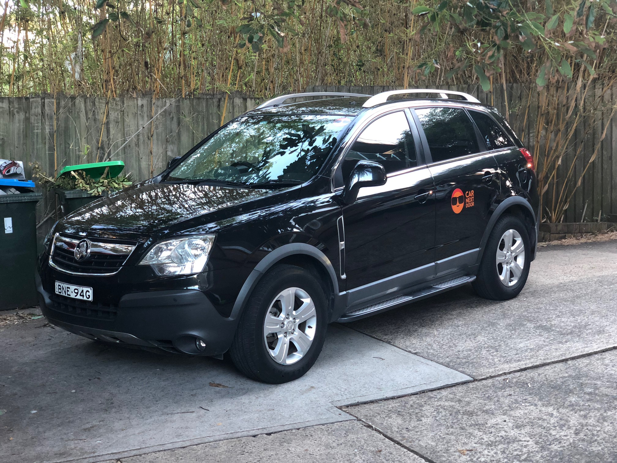 Picture of Bruno's 2010 Holden Captiva