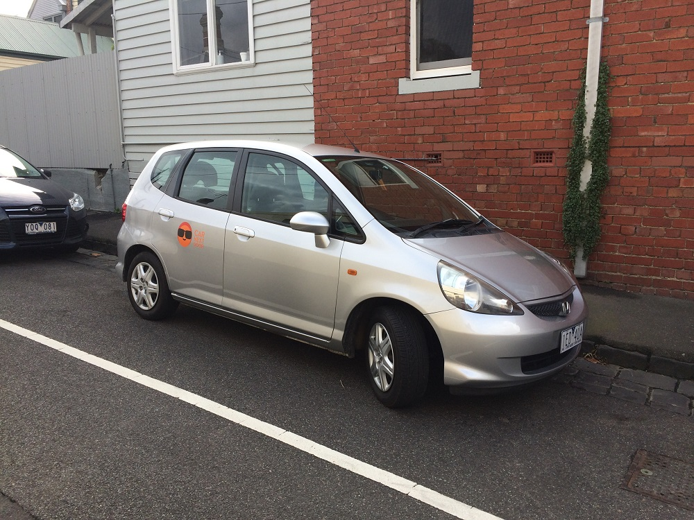 Picture of Amanda's 2007 Honda Jazz