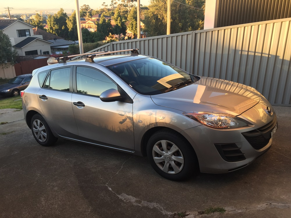 Picture of Natalie's 2010 Mazda 3 Hatch