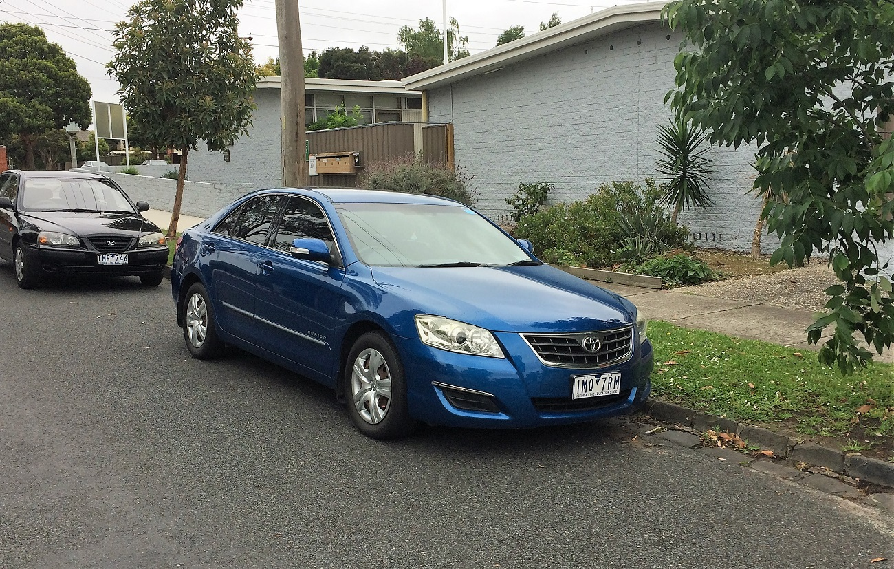 Picture of Erin's 2008 Toyota Aurion