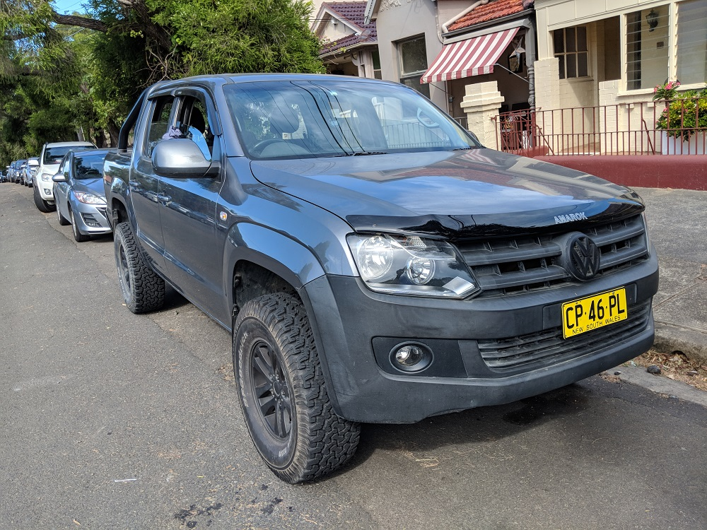 Picture of Robert's 2011 Volkswagen Amarok