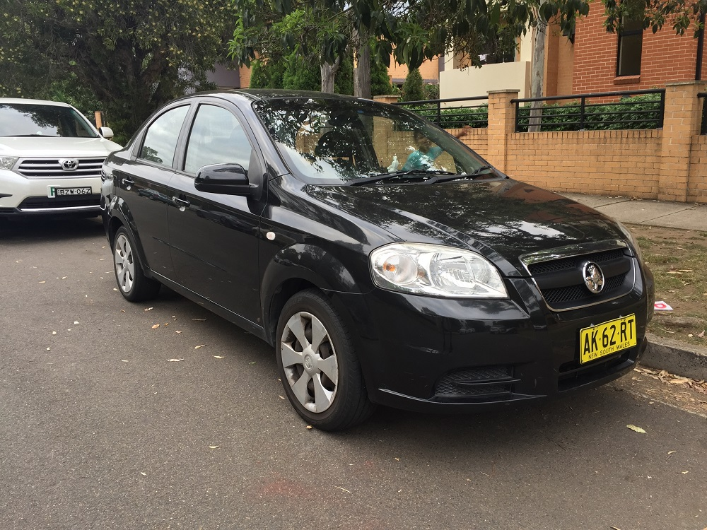 Picture of Hiren's 2006 Holden Barina