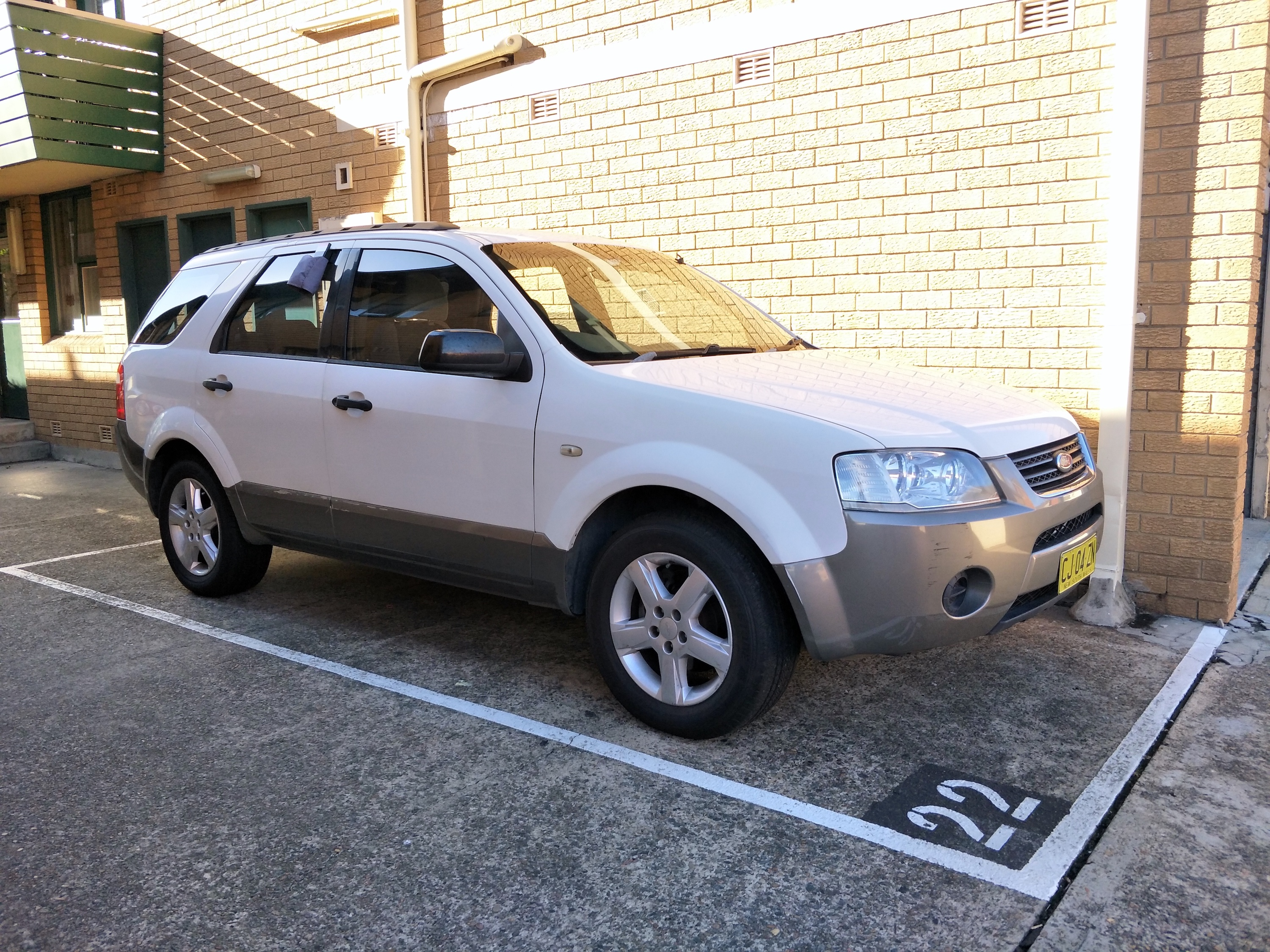 Picture of Xiating's 2008 Ford Territory 2