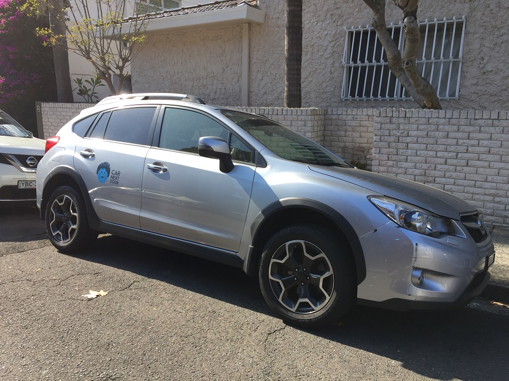 Picture of Daina's 2013 Subaru XV