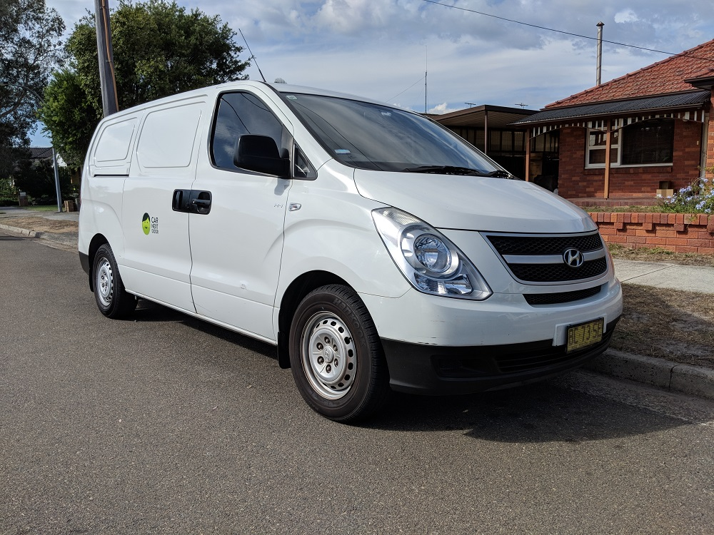 Picture of Tony's 2009 Hyundai Iload Panel Van