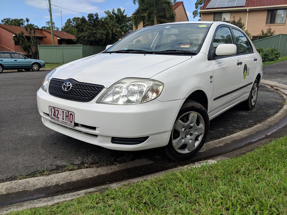 Picture of Hana's 2004 Toyota Corolla