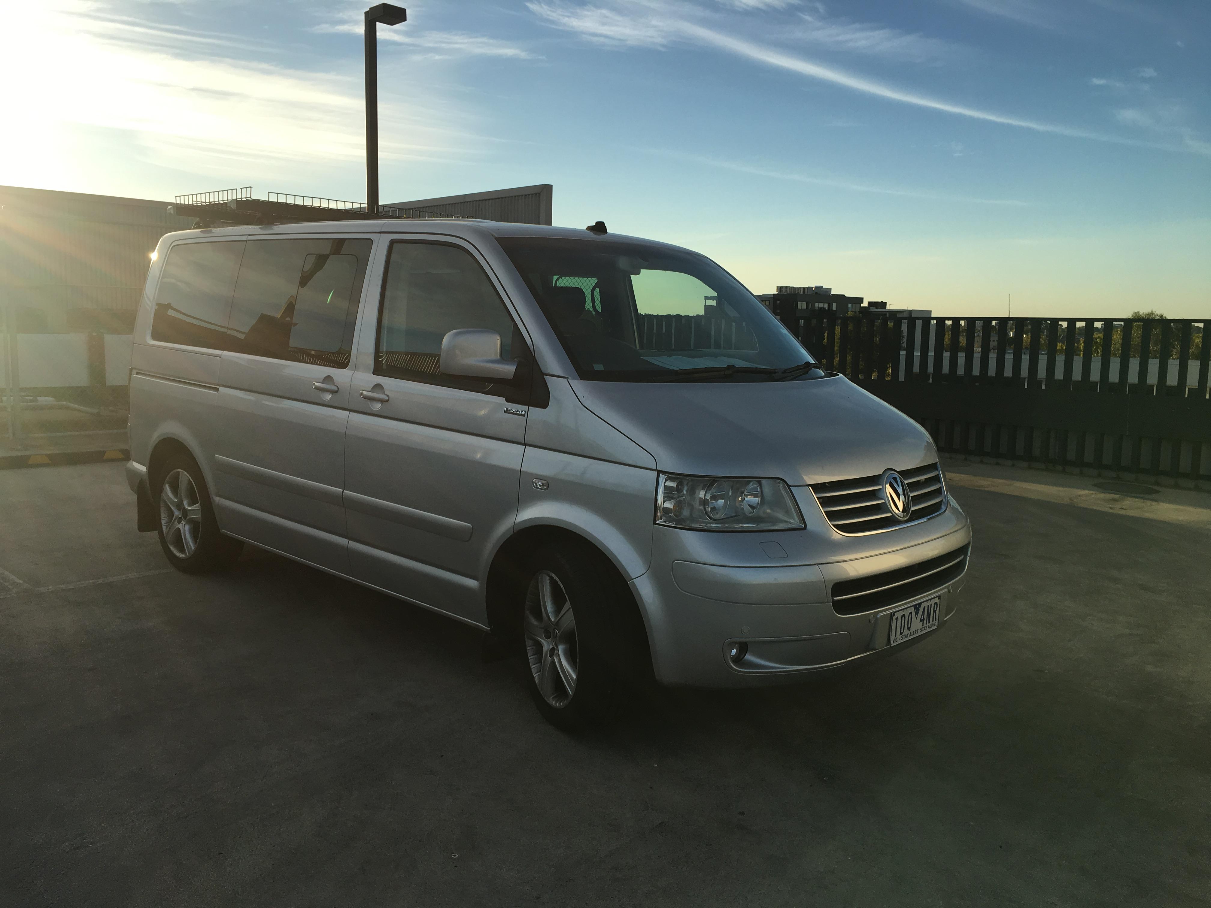 Picture of Otto's 2007 Volkswagen Multivan