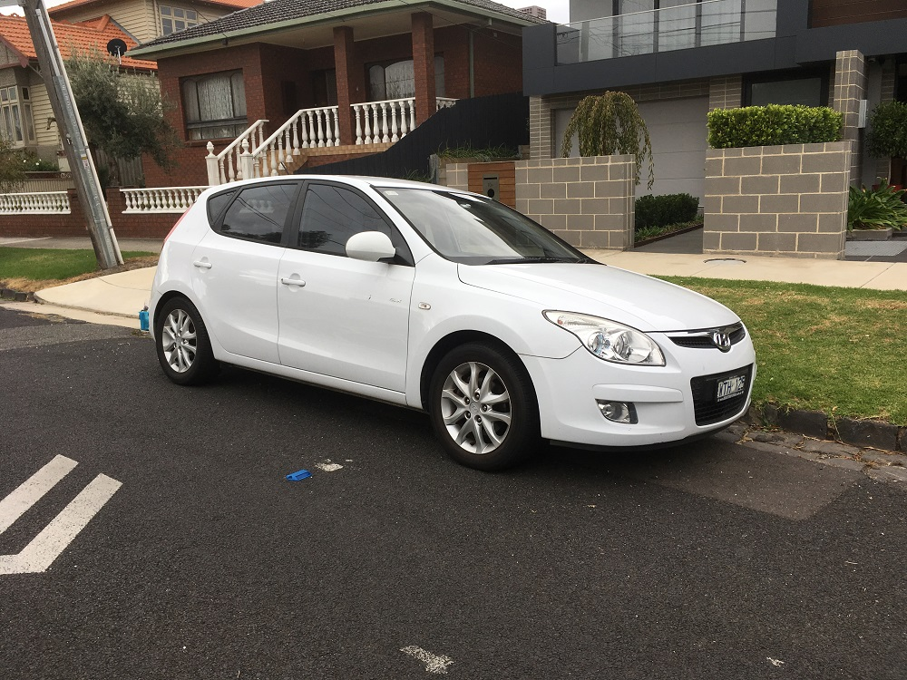 Picture of Peter's 2009 Hyundai i30
