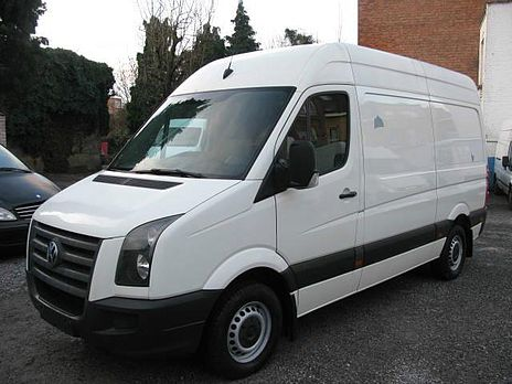 Picture of Ellen's 2010 Volkswagen Crafter