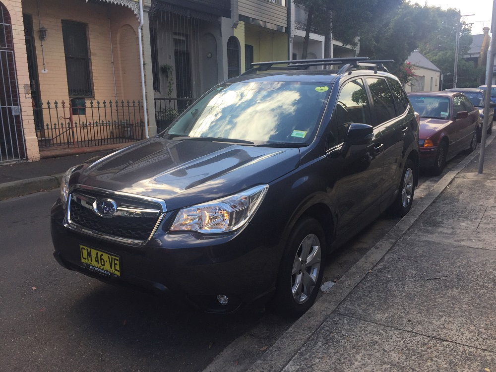 Picture of Rachel's 2015 Subaru Forester