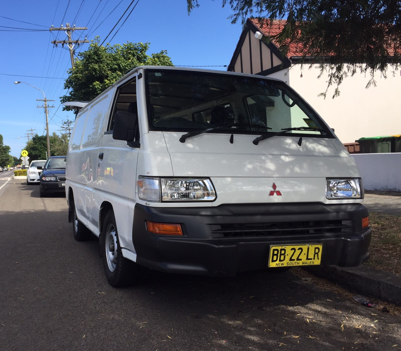 Picture of Johannes' 2008 Mitsubishi Express