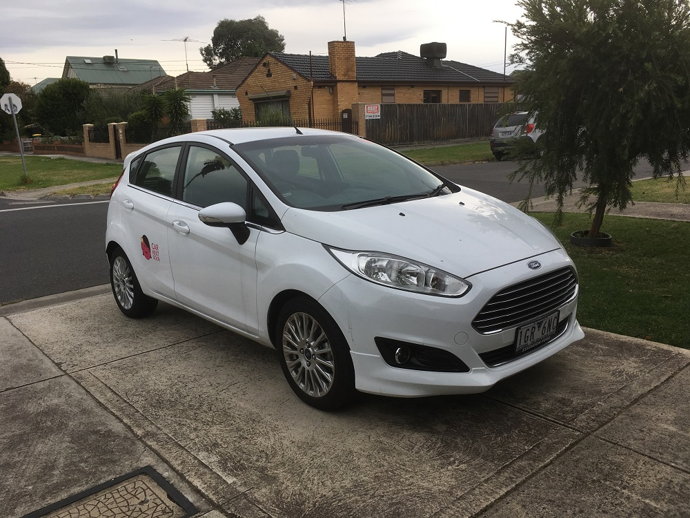 Picture of Genevieve's 2016 Ford Fiesta