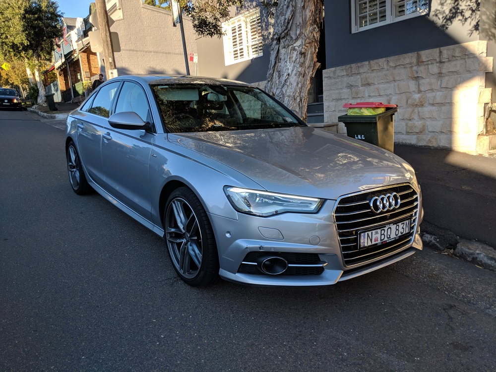 Picture of Natasha's 2016 Audi A6