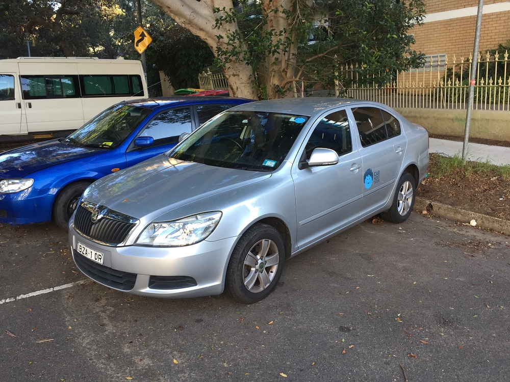 Picture of Marek's 2011 Skoda Octavia