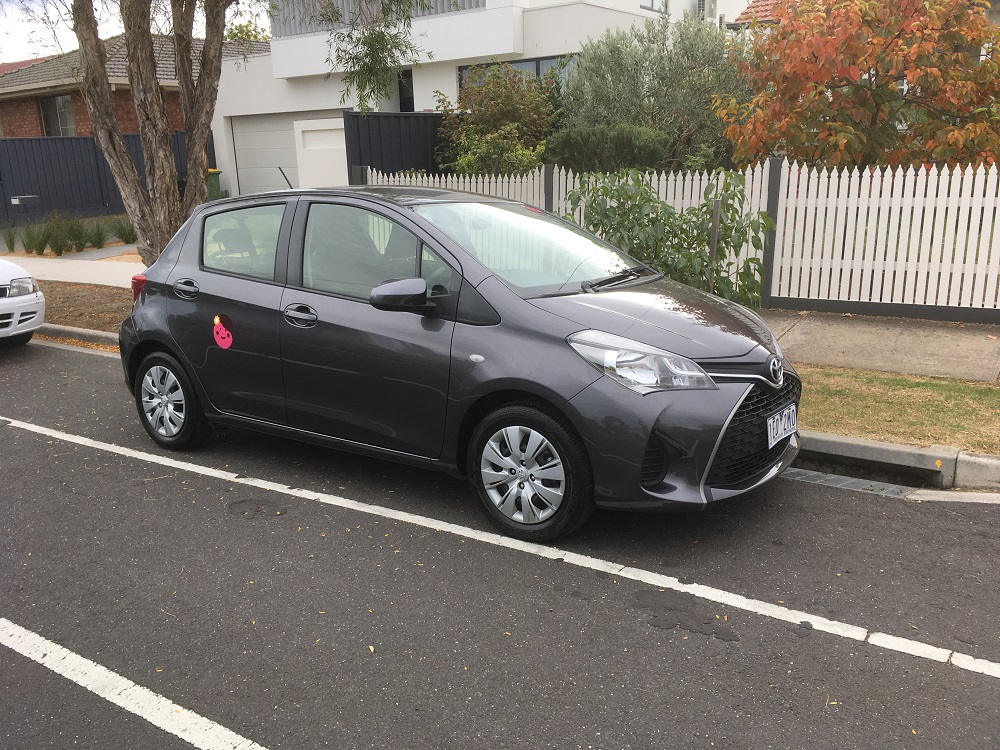 Picture of Meagan's 2015 Toyota Yaris