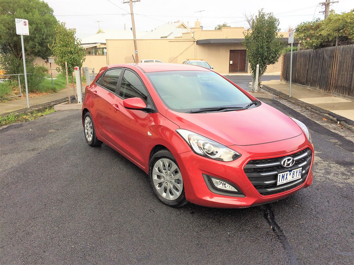 Picture of Mathew's 2016 Hyundai i30