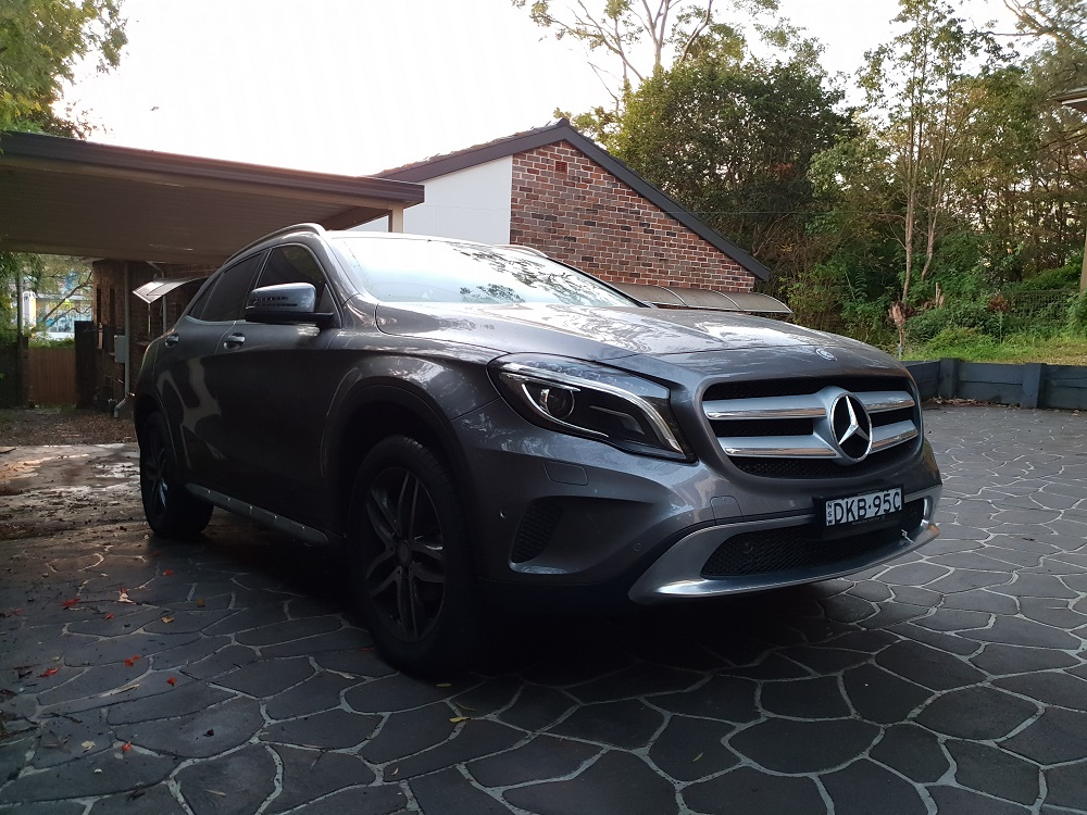 Picture of Dipender's 2016 Mercedez GLA180