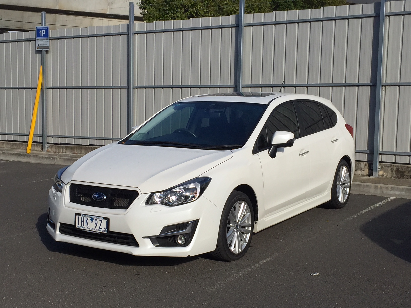 Picture of Sean's 2016 Subaru Impreza