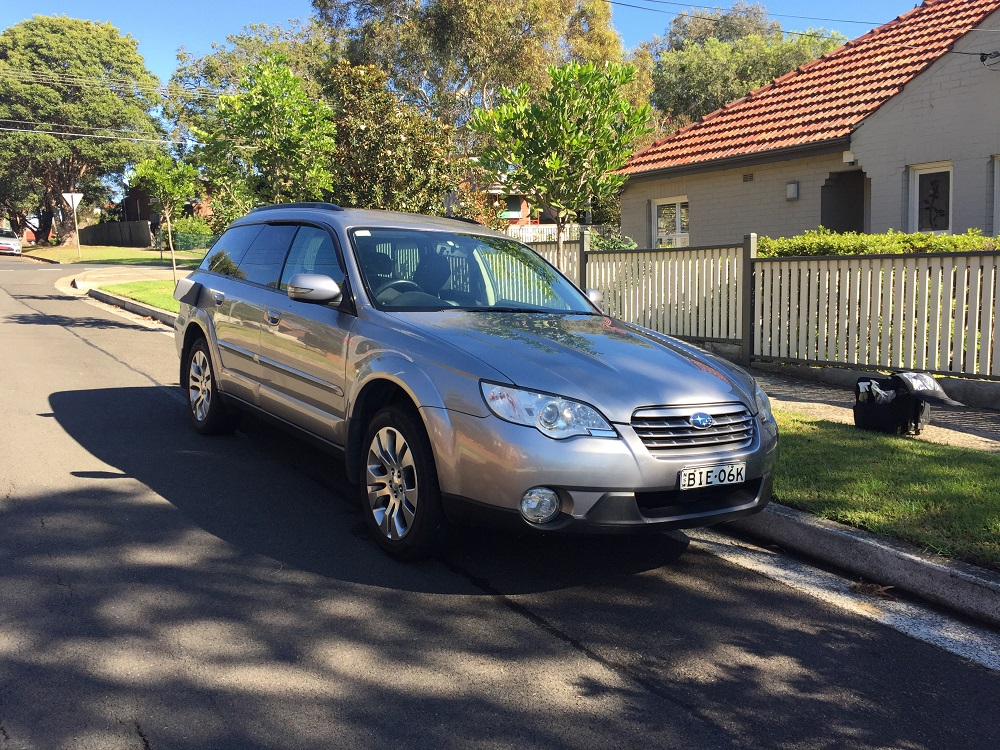 Picture of John's 2008 Subaru Outback