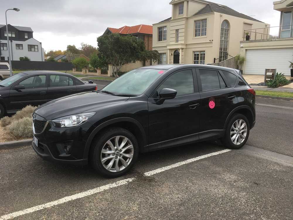Picture of Leon's 2013 Mazda CX5