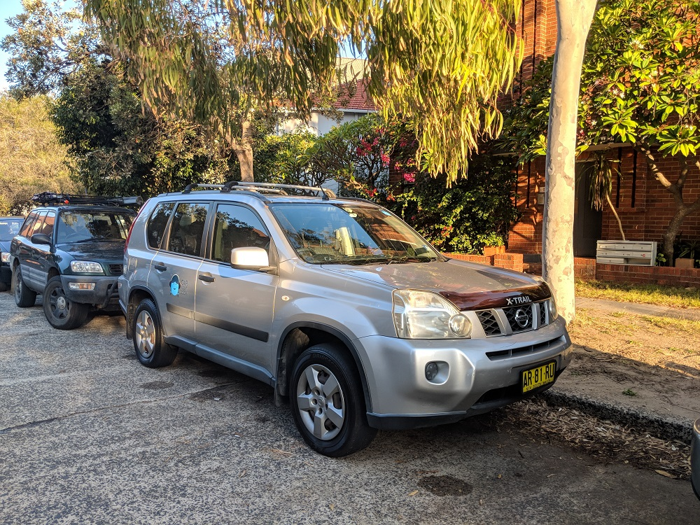 Picture of Alison's 2007 Nissan X-trail