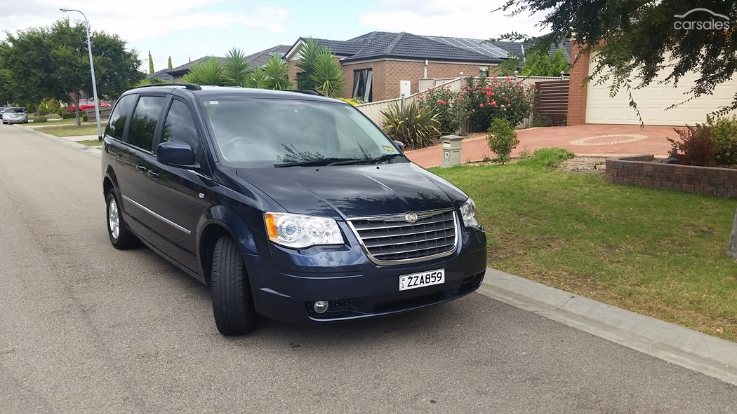 Picture of Fedir's 2010 Chrysler Voyager