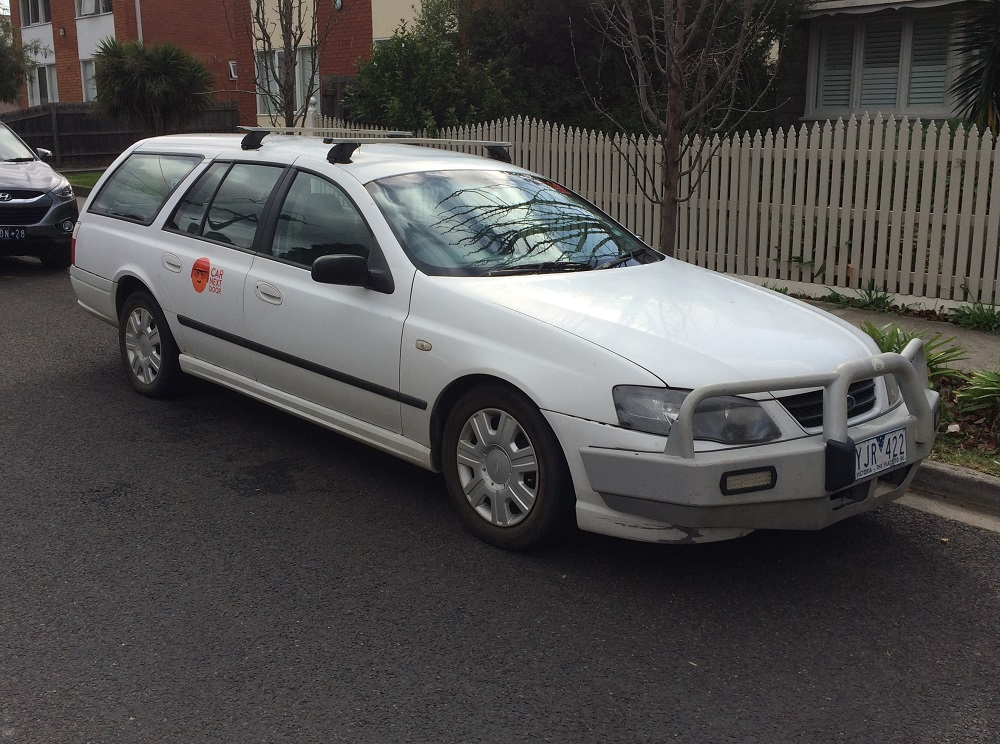 Picture of Clive's 2007 Ford Falcon