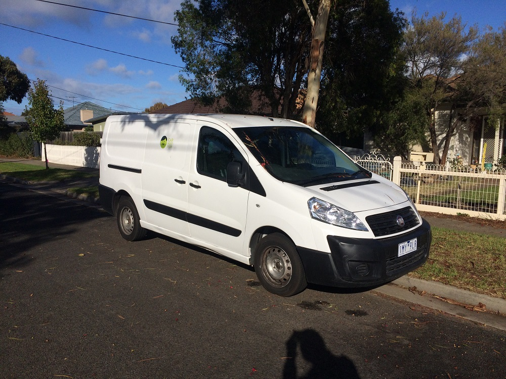 Picture of Arkadiusz's 2015 FIAT Scudo