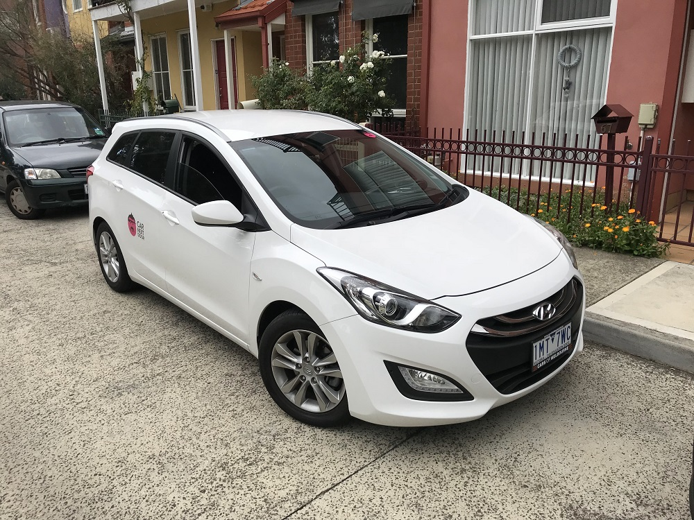 Picture of Aleisha's 2014 Hyundai i30 Active Tourer Wagon