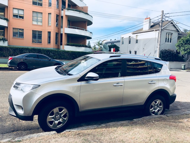 Picture of Manuela's 2015 Toyota RAV4