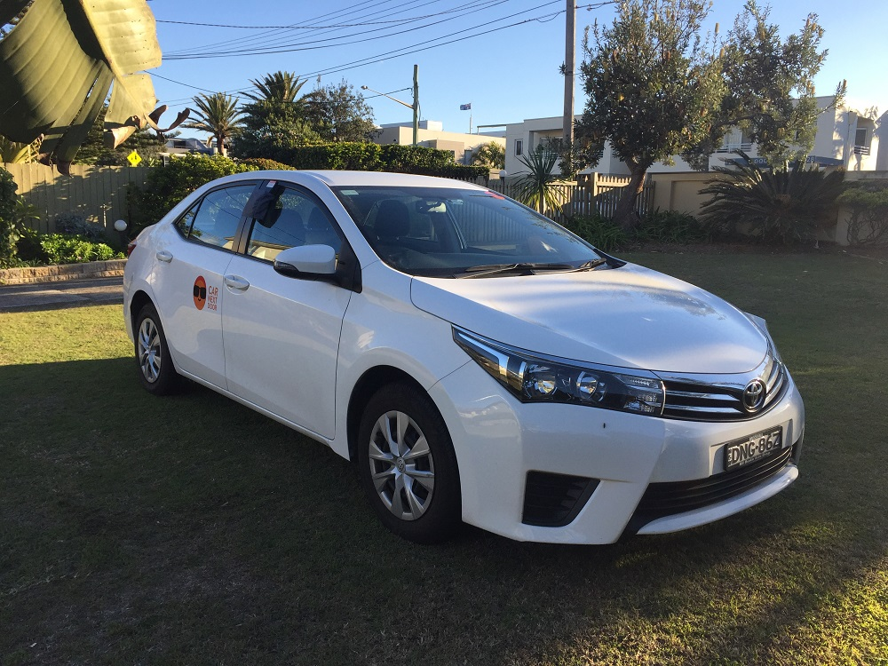 Picture of Samuel's 2015 Toyota Corolla