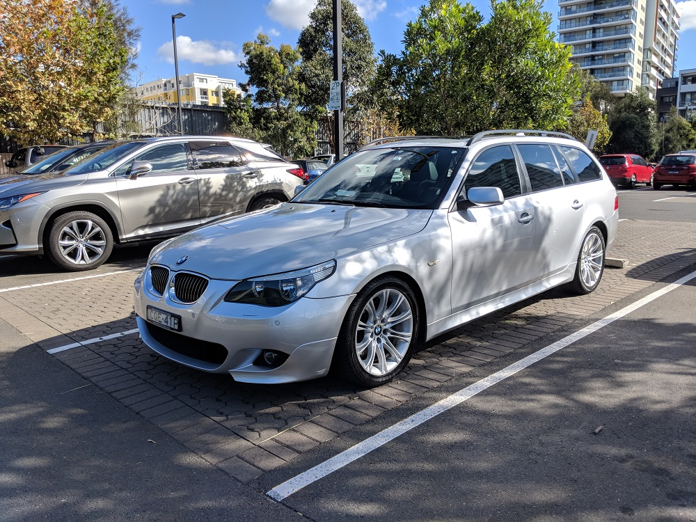 Picture of Shenghai's 2006 BMW 530