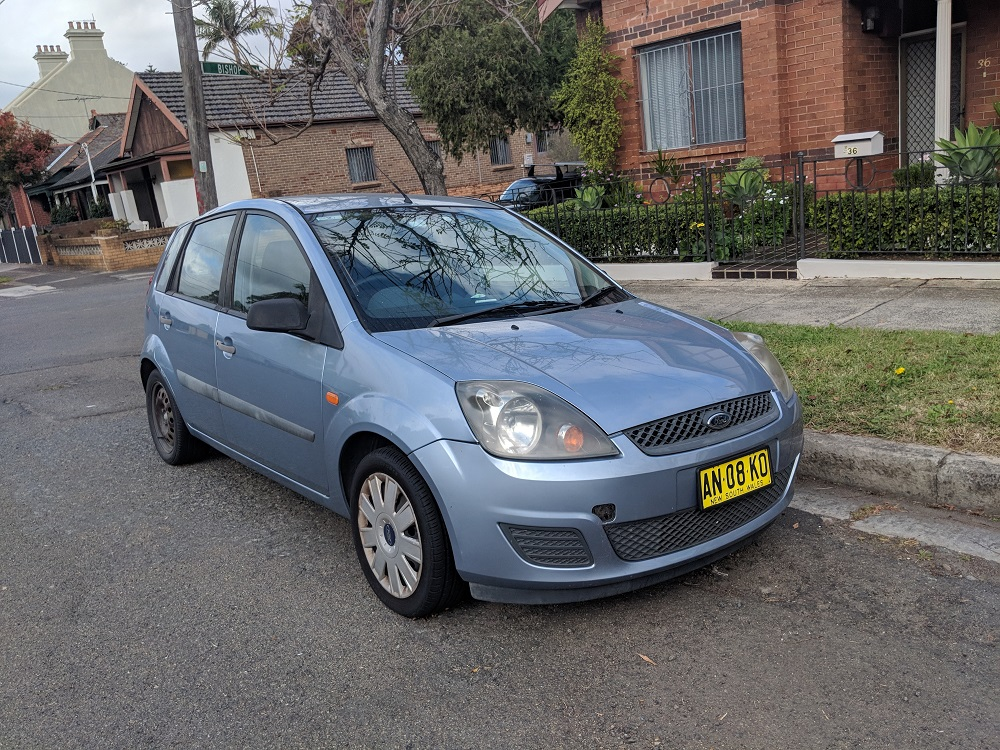 Picture of Kerry's 2006 Ford Fiesta