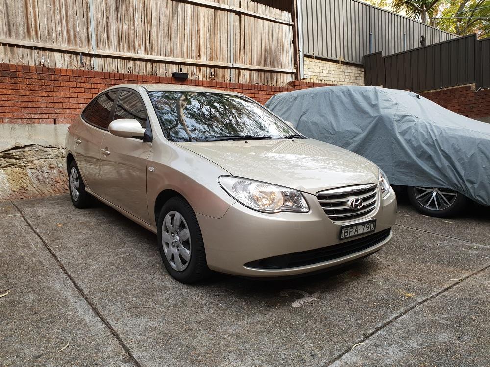 Picture of Prashant's 2010 Hyundai Elentra