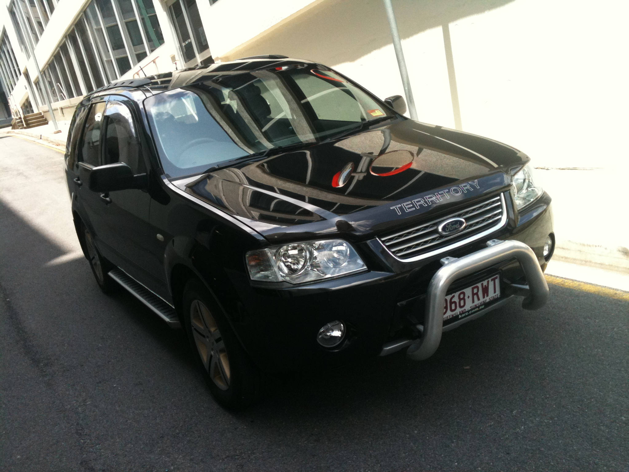 Picture of Fiona's 2005 Ford Territory